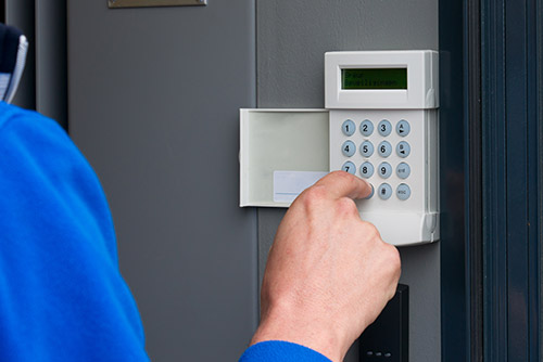 Commercial Alarm Security